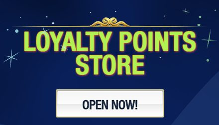 Rembrandt Casino Loyaliteitsshop is open!