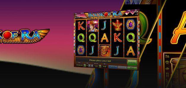 Book of Ra gokkast toegevoegd bij StarGames