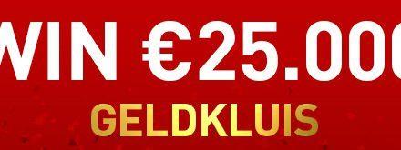Win 25.000 euro uit de geldkluis van Casino 777