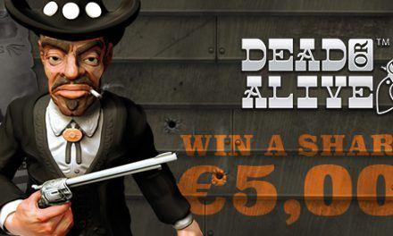 Win 600 euro op Dead or Alive gokkast bij Oranje Casino