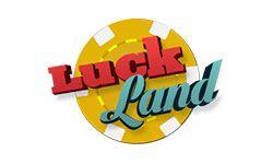 Luckland Casino logo