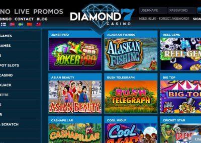 Diamond 7 Casino