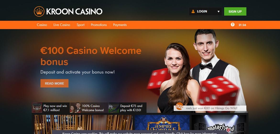 Kroon Casino Betrouwbaar