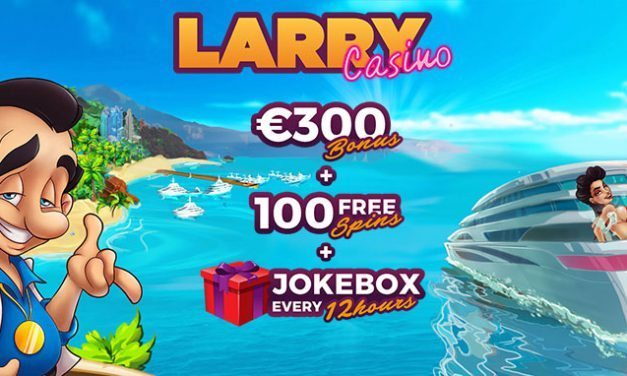 Leisure Suit Larry heeft zijn eigen casino