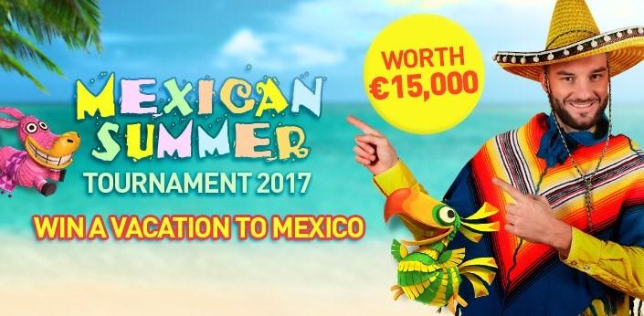Win een reis naar Mexico met Casino 777
