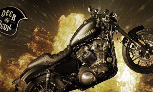 Win een Harley Davidson bij Super Lenny
