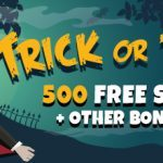 Shadowbet Halloween gratis spins actie