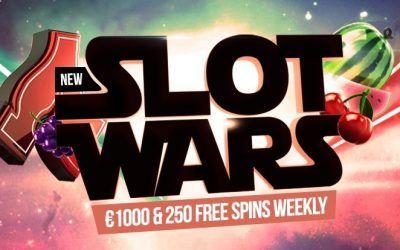 Nieuwe Slot Wars bij BitStarz casino