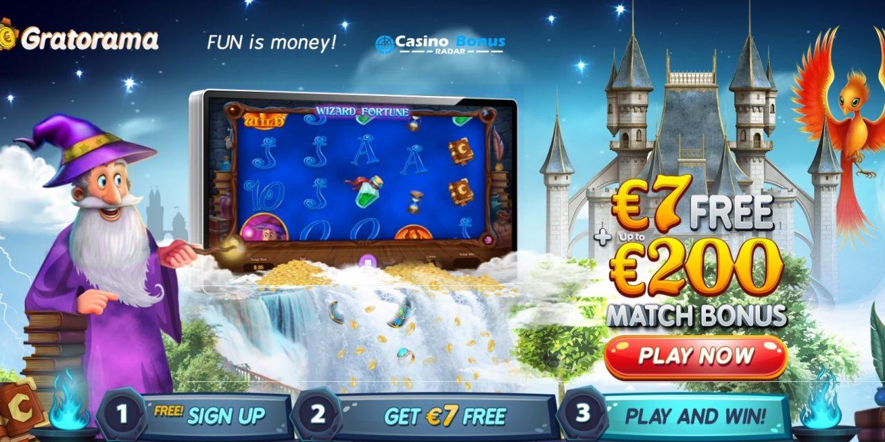 Casino van de maand: Gratorama