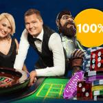 €17 bonus op Live Roulette bij Kroon Casino.
