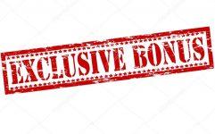 Exclusief live casino bonus