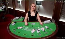online Live casino blackjack