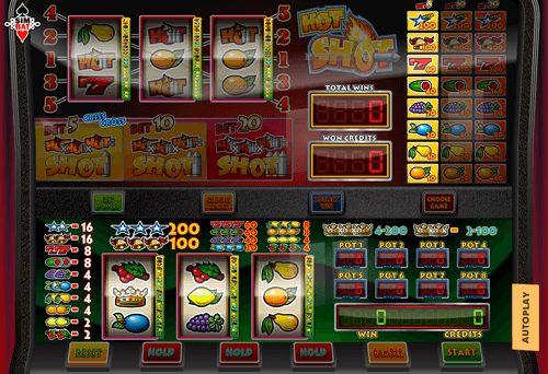 Fruitautomaten Casino Bonus Radar