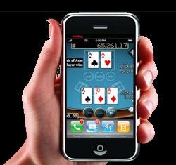 Mobiel poker