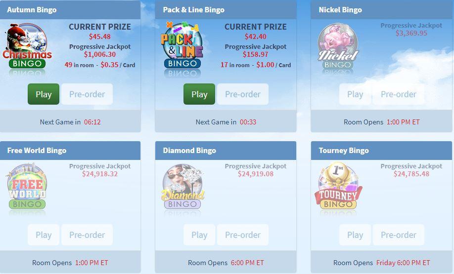 BingoFest Bingo