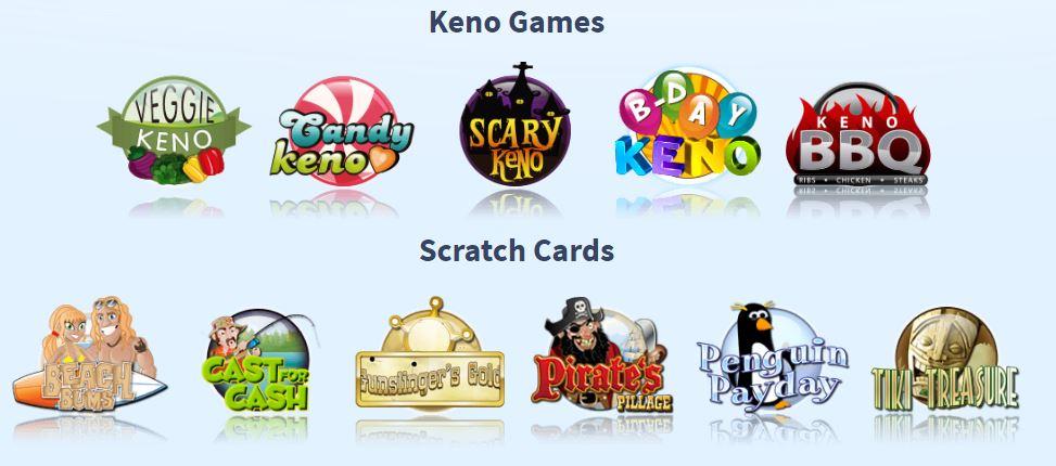 BinogFest Keno Games