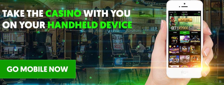 Cashpot Casino mobiel