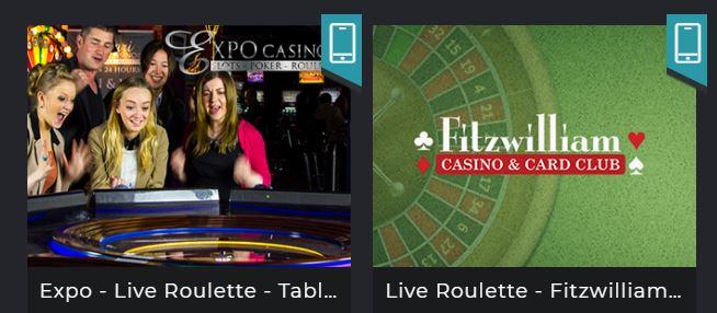 Casino Venetian Live casino
