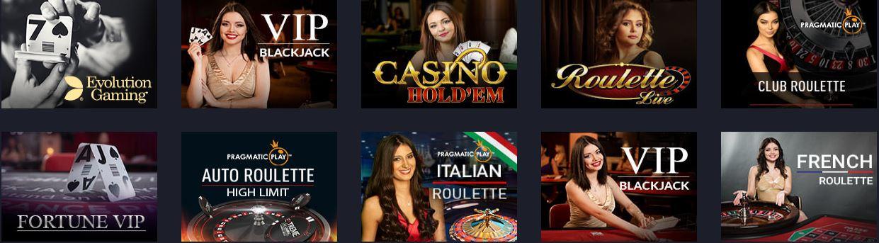 Casino Disco live casino
