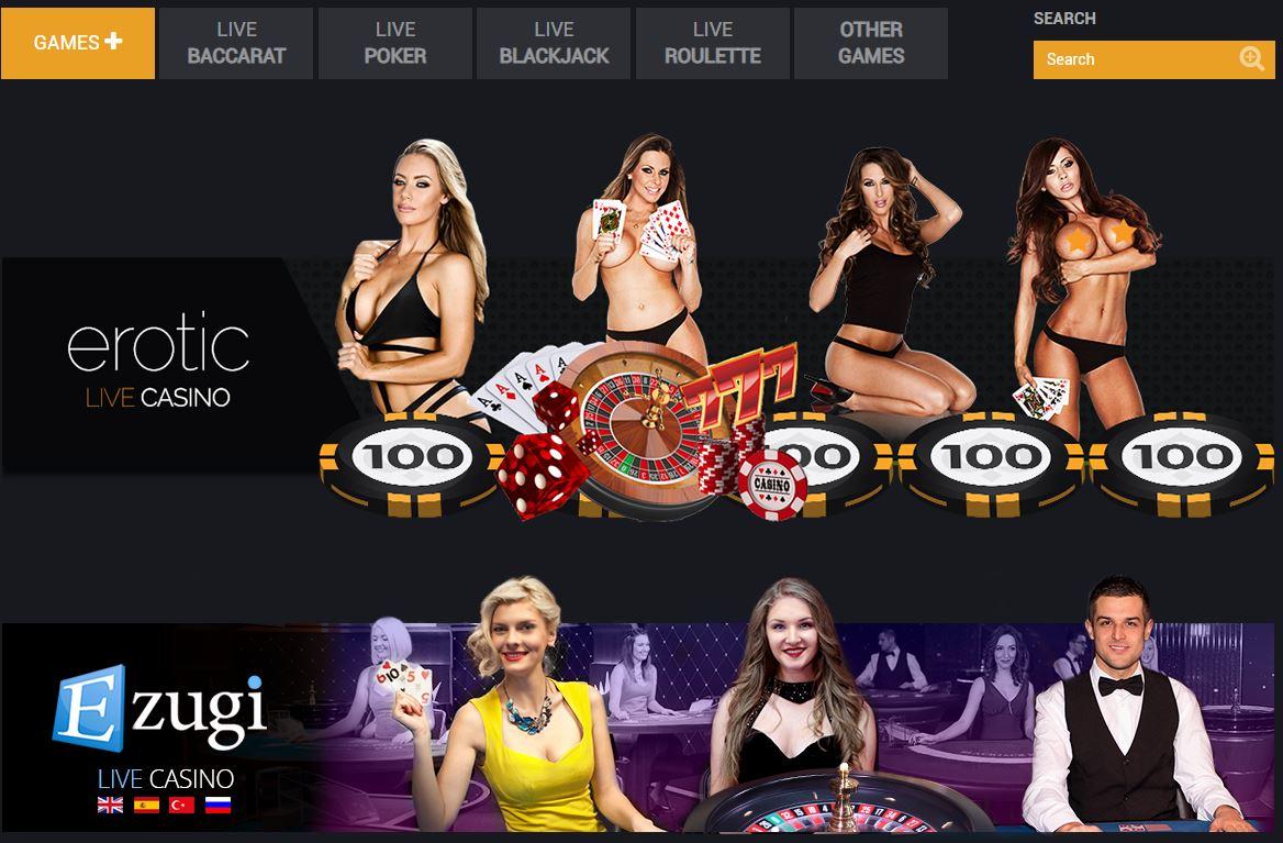 Sekabet live casino