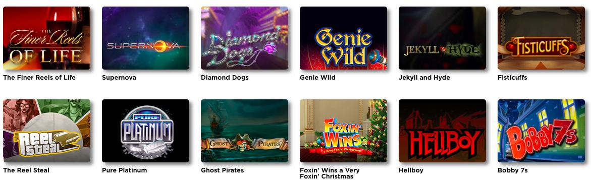 online casino bonus zonder storting