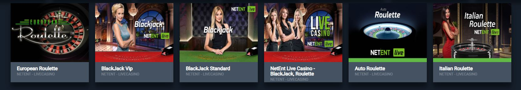 Winnermillion live casino