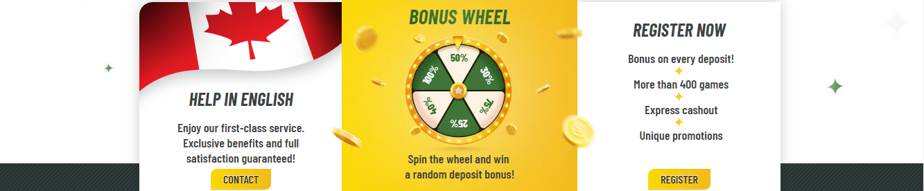 MaChance Bonus Wheel