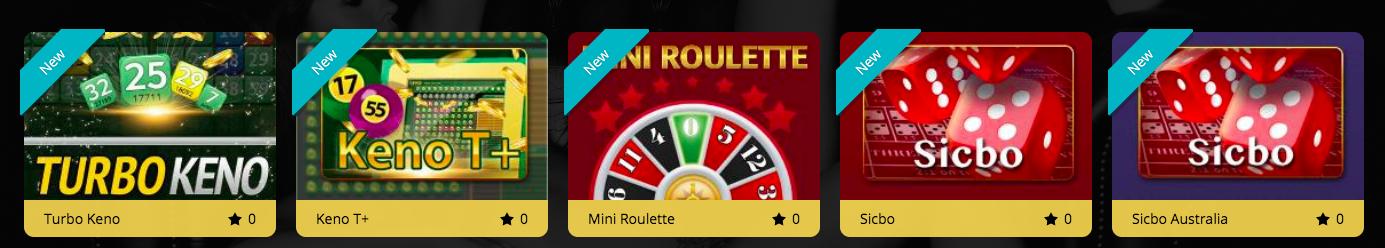 New online casinos 2017