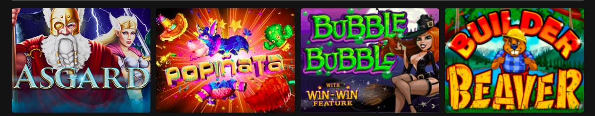 Nieuwe casino games