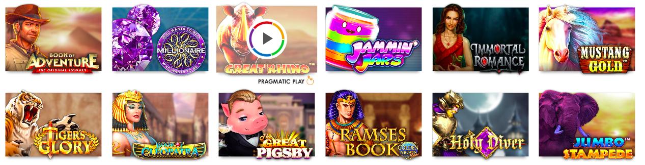 SlotsMillio online gokkasten