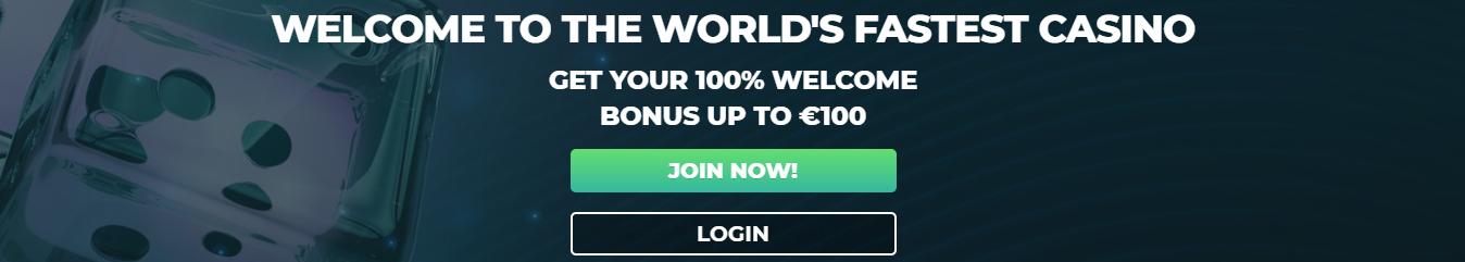 Rolla Casino Hoge Bonus