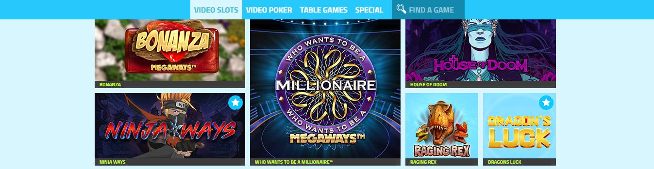 Casino Jefe beste gokkasten
