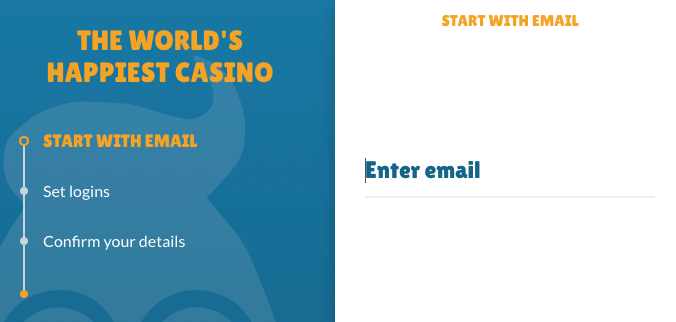 Cashmio Casino aanmelden