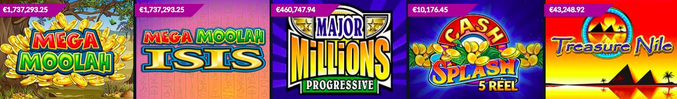 Volt Casino Jackpot