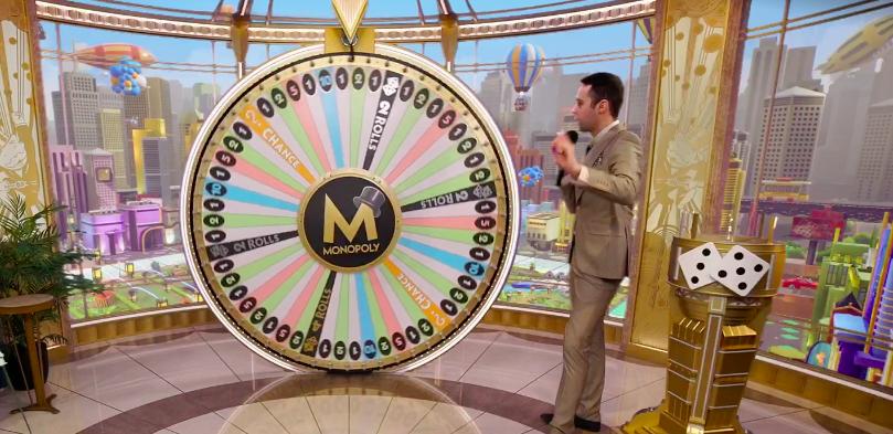 Monopoly Live Rad van Fortuin