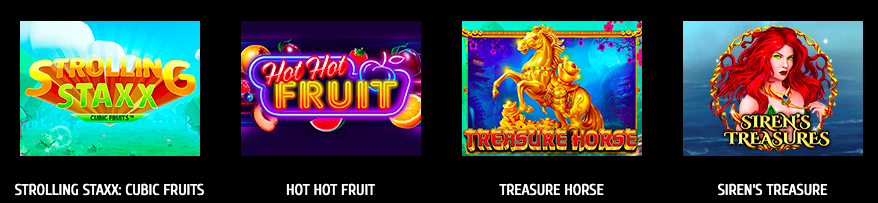 Futuriti Casino Games