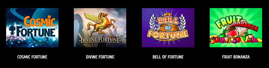 Futuriti Casino Jackpots