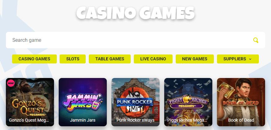 prank casino games
