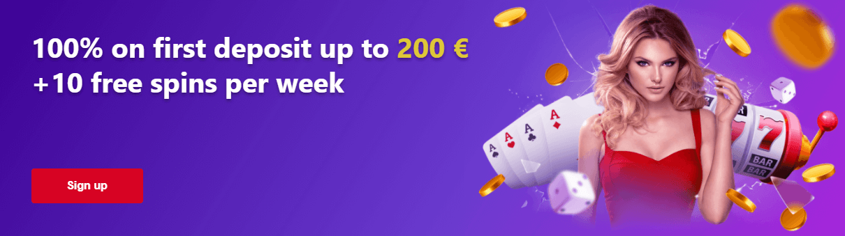 betmaster casino welcome