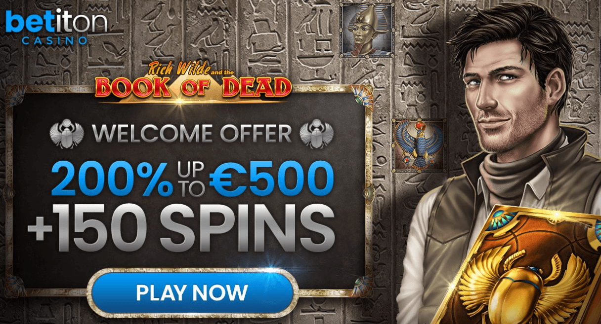 betiton casino welcome