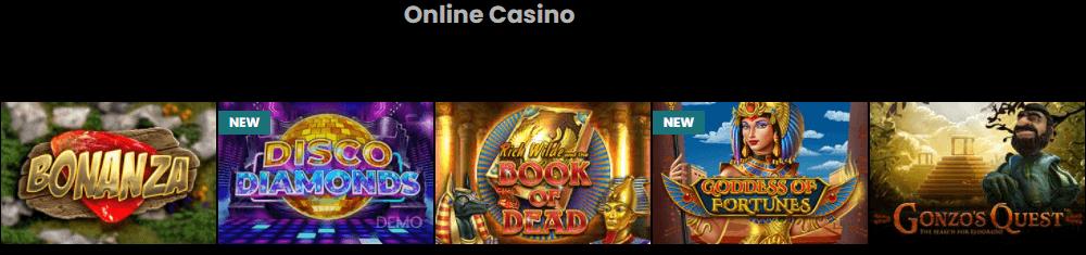 betiton casino games