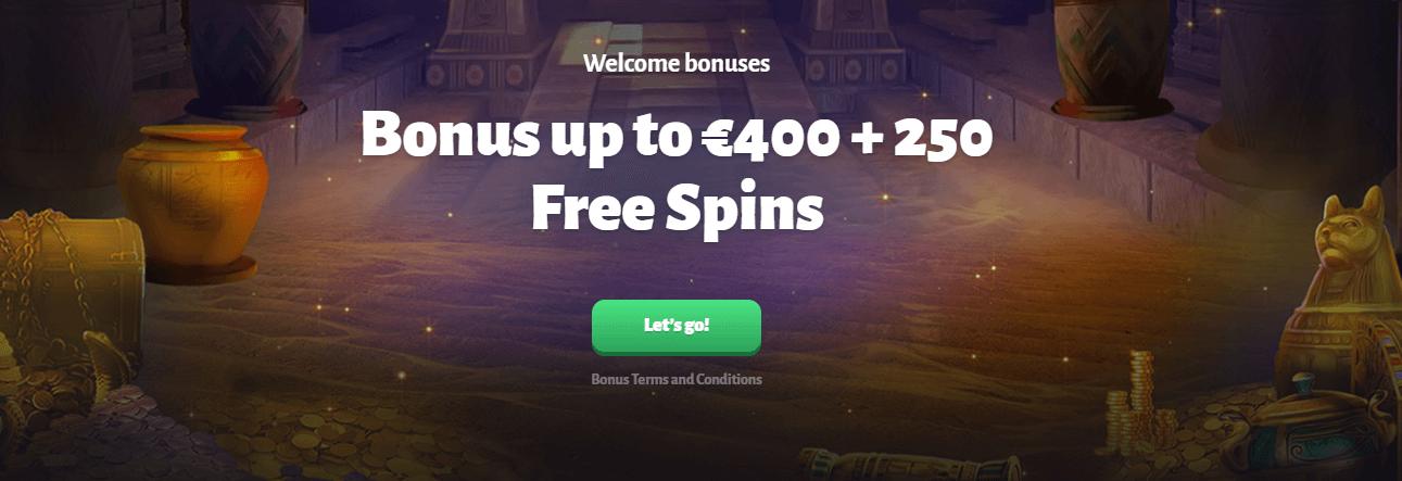Slothunter casino welcome