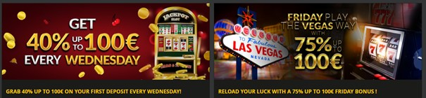 18bet Casino Gratis Spins en Andere Promoties
