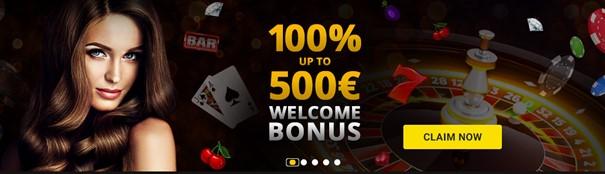 18bet Casino Welkomstbonus