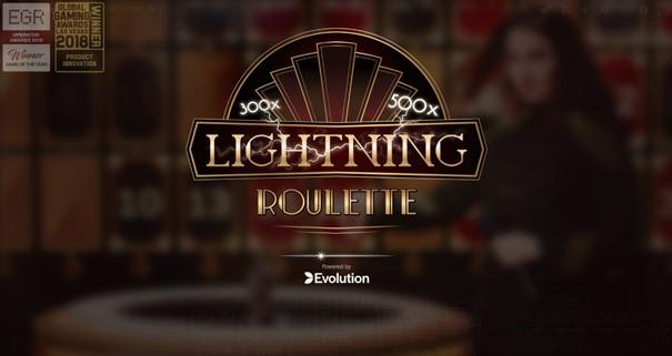 Lightning Roulette Screenshot