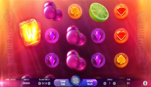 BerryBurst Slot Screenshot