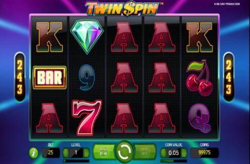 Twin Spin Slot Screenshot