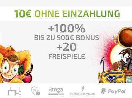 Bonus ohne Einzahlung im Lapalingo Casino